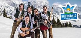 HOCHKÖNIG Skihüttenroas
