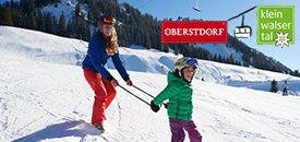Skischulen im Kleinwalsertal