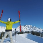 Skifahren am Hochkönig, Quelle: Wellnesshotel Mitterwirt