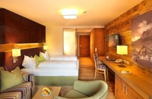 Zimmer © Hotel Kaprunerhof**** im Salzburger Land