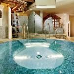 Pool © Spa- Hotel Jagdhof im Stubaital/Tirol