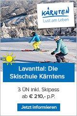 Skiwellness im Lavanttal