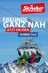 Skiurlaub mit Freunden am Wilden Kaiser